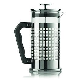 Bialetti, 06708, Trendy Stainless Steel Coffee Press , 8 cup