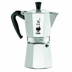 Bialetti 06800 Moka Express 6-Cup Stovetop Espresso Coffee M