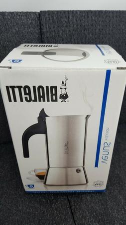 Bialetti 06969 venus Stovetop espresso coffee maker, 6 -Cup,