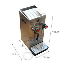 10L 220V Commercial Steam Water Boiling Machine Foam Maker E