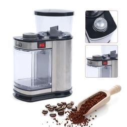 120w Coffee Bean Mill Machine Stainless Steel Espresso Maker