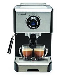 Capresso 123.05 EC300 Cappuccino Espresso Machine, 42, Stain