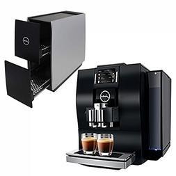 Jura 15182 Automatic Coffee Machine Z6, Aluminum Black with