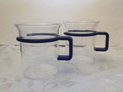 2 Bodum Star Trek Captain Picard Tea Cup Coffee Espresso Mug