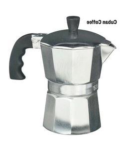 IMUSA 3-Cup Aluminum Espresso Coffee Stovetop Coffeemaker Mo