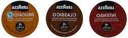 30 Count - Lavazza Sampler Pack for Keurig Rivo  *No Decaf*