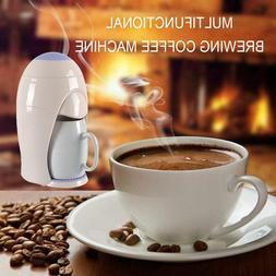 300W Single Cup Drip Coffee Maker Electric Automatic Espress