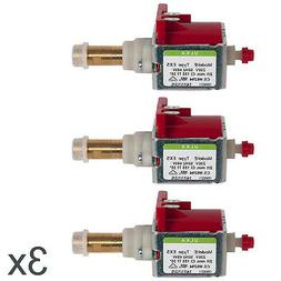 3X ULKA EX5 VIBRATORY PUMPS 220/230V, 48W, 50Hz COFFEE ESPRE