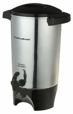 Hamilton Beach 40515 42Cup Coffee Urn, Silver