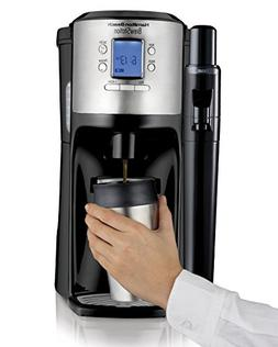 Hamilton Beach 49150 BrewStation with Flavor Dispenser Coffe