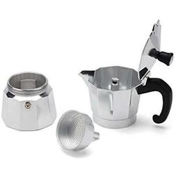 55729 espresso coffee maker forever 3 cup