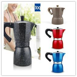 6 CUP Pezzetti MOKA Espresso Coffee Maker Percolator Percula