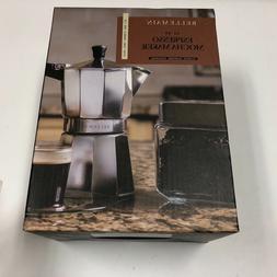 6 cup stovetop espresso mocha maker