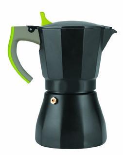 IBILI 621103 ESPRESSO COFFE MAKER GREEN 3 CUPS