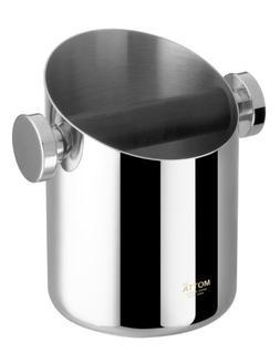 Motta stainless steel Knock Box - 11 cm diameter