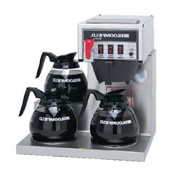 Bloomfield 8574D3F Koffee King Automatic Coffee Brewer, Low
