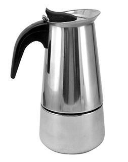 9 Cup Brew-fresh Stainless Steel Italian Style Expresso Coff