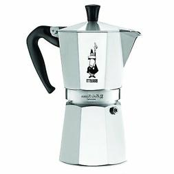 Bialetti 9 Cup Moka Express Stovetop Espresso Coffee Maker P
