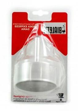 Bialetti Moka Express Replacement Funnel, 9 Cup