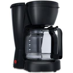 900 W 10-Cup Coffee Maker Machine with Glass Carafe