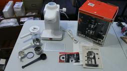 Krups 963 Espresso Latte Cappucino Mini Electric Coffee Make