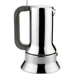 Alessi Espresso Maker 9090 by Richard Sapper, 6 Espresso Cup