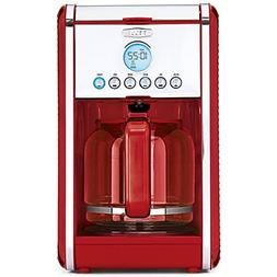 BELLA LINEA Collection 12 Cup Programmable Coffee Maker, Col