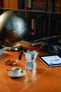 Bialetti 07008 Brikka Espresso Machine, 2 Cups