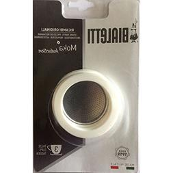 Bialetti - Moka Induction 3 cup 3 GASKET AND FILTER PLATE