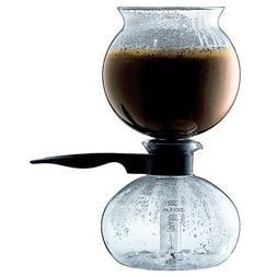 Bodum PEBO Coffee Maker, Vacuum Coffee Maker, Siphon Coffee