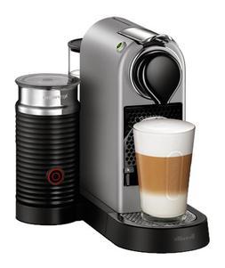 Breville - Nespresso CitiZ & Milk Espresso Maker/Coffeemaker