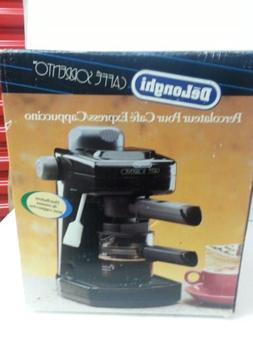 DeLonghi Caffe Sorrento 4-Cup Espresso and Cappuccino Maker