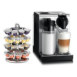DeLonghi Nespresso Lattissima Pro Stainless Steel Capsule Es