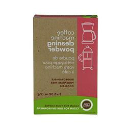 Full Circle Coffee Machine Cleaner - Cleaning Powder - 3 Sin