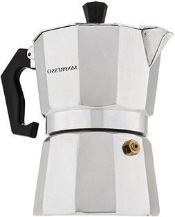 Moka Pot Coffee Maker- Stovetop Espresso Maker Easy To Use A