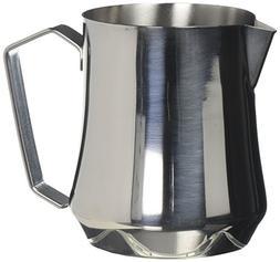 Motta 4050 Stainless Steel Tulip Milk Pitcher/Jug, 17 fl. oz