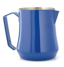 Motta MO-04150/00 Stainless Steel Tulip Milk Pitcher/Jug, 17