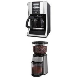 Mr. Coffee BVMC-SJX33GT 12-Cup Programmable Coffeemaker and
