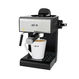 Mr. Coffee - Steam Espresso Maker/Coffeemaker/Milk Frother -