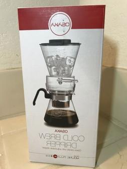 Osaka 4 Cup  Cold Brew Coffee Dripper, Adjustable Dripper wi