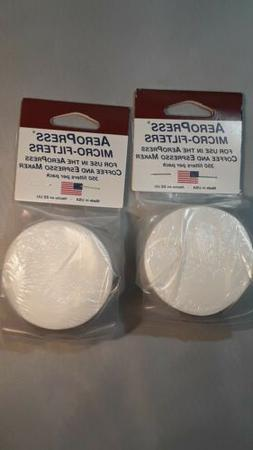 AeroPress Coffee & Espresso Maker Micro Filters - 350 ct. /