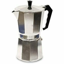 Primula Aluminum 6-Cup Stovetop Espresso Coffee Maker