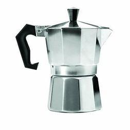 Aluminum Espresso Maker For Bold, Full Body Espresso - Easy