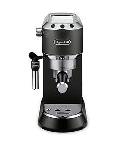 DeLonghi America, Inc EC685BK Dedica Deluxe espresso, Black