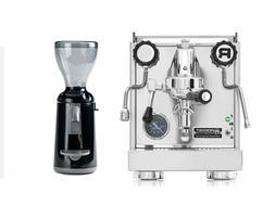 Rocket Appartamento Espresso Machine Coffee Maker & Grinta G