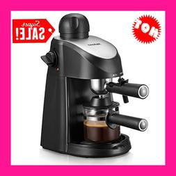 Automatic Espresso Cappuccino Coffee Machine Frother Latte M