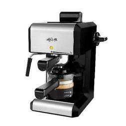 Automatic Espresso Coffee Machine Maker Steam Hot Milk Cream