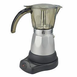 Bene Casa BC-90264 6 Cup Electric Home Automated Espresso Co