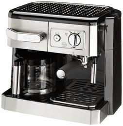 Delonghi BCO420 Espresso Coffee Maker, 220-volt , Silver