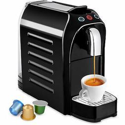 BCP Espresso Single-Serve Coffee Maker w/ 2 Brew Sizes, Nesp